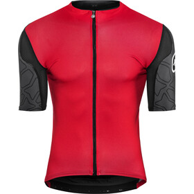 assos XC Maillot manches courtes Homme, rodo red